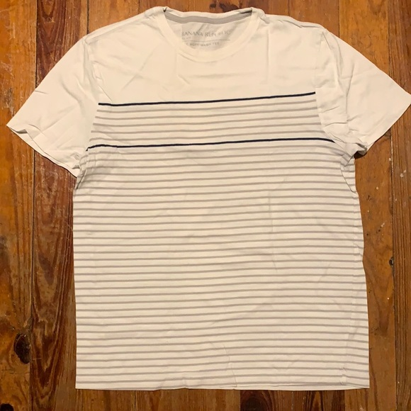 Striped Banana Republic T-Shirt